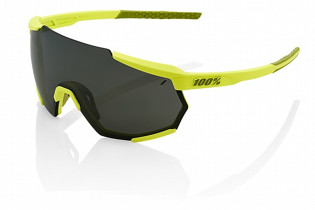 100% Racetrap Soft Tact Banana/Black Mirror Lens