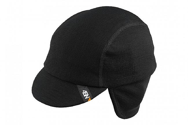 45Nrth Greazy Cycling Cap Black-SM/MD