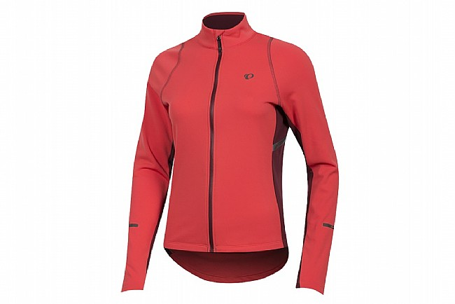 Pearl Izumi Womens Select Escape Thermal Jersey Cayanne/Port