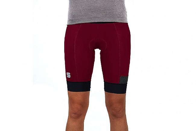 Sportful Womens Giara Short Red Wine