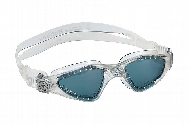 Aqua Sphere Kayenne Goggle Clear/Silver w/Smoke Lens