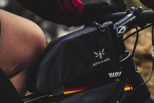 Apidura Expedition Top Tube Pack