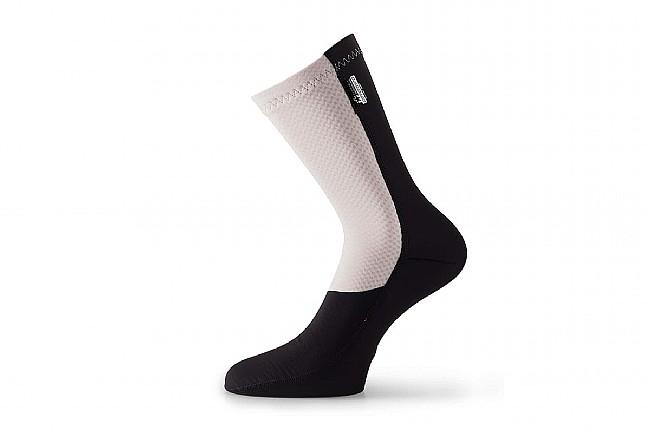 Assos fuguSpeer_s7 Sock White Panther