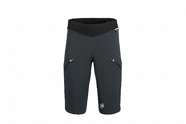 Assos Mens Trail Cargo Shorts Torpedo Grey