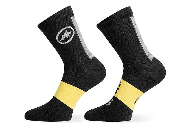 Assos Assosoires Socks Black Series
