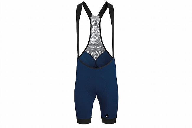 Assos Mens Mille GT Bib Shorts Caleum Blue