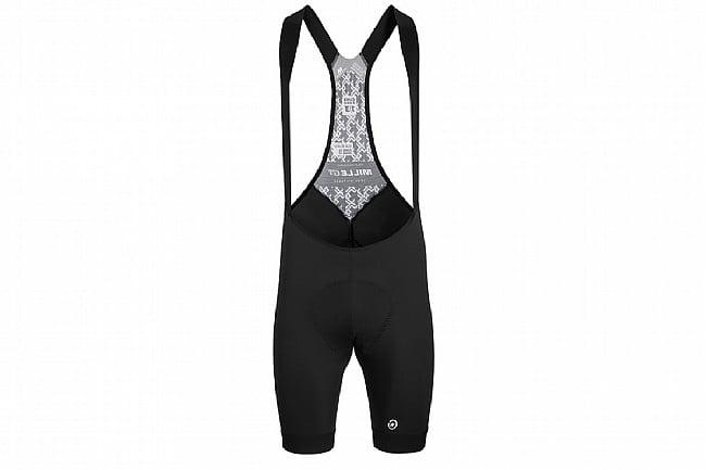 Assos Mens Mille GT Bib Shorts Black Series