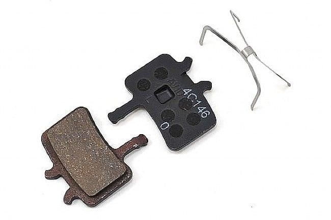 Avid BB7/Juicy Disc Brake Pads Organic Compound