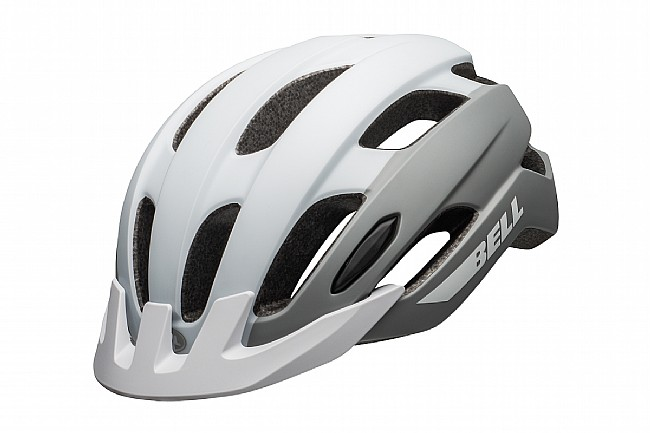 Bell Trace Helmet Matte White/Silver