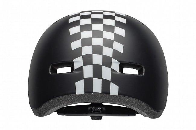 Bell Lil Ripper Child Helmet Checkers Matte Black/White