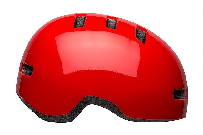 Bell Lil Ripper Toddler Helmet Gloss Red
