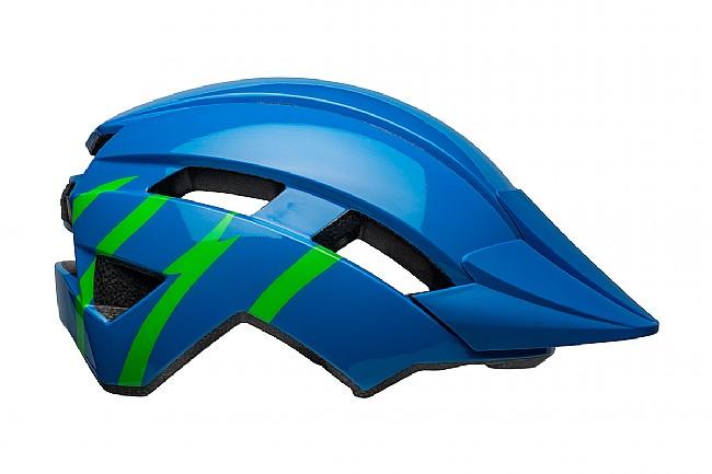 Bell Sidetrack II Child MIPS Strike Gloss Blue/Green