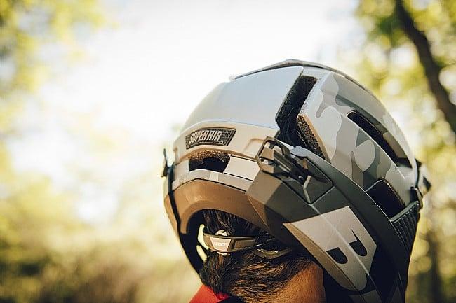 Bell Super Air R MTB Helmet Matte/Gloss Grays