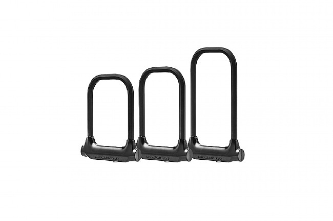 Blackburn Local U-Lock Compact Compact, Standard and Long - Left to Right