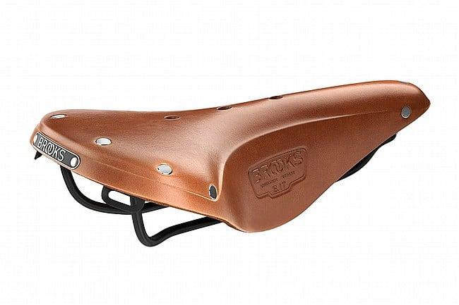 Brooks B17 Narrow Saddle Honey - 151mm