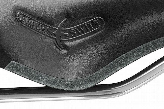 Brooks Swift Special Saddle Black - 150mm