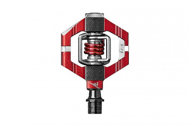 Crank Bros Candy 7 Pedals Red/Red Spring - 2018
