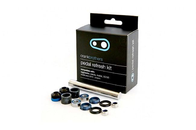Crank Bros Pedal Refresh Kit (Egg Beater/Candy/Mallet/5050) Crank Bros Pedal Refresh Kit (Egg Beater/Candy/Mallet/5050)