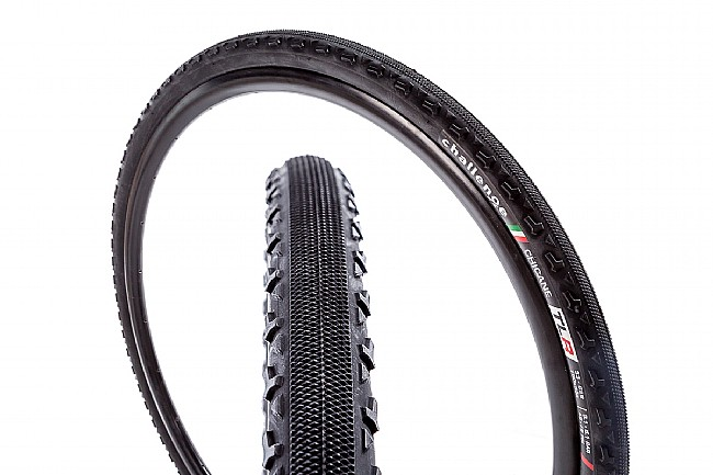 Challenge Chicane TLR Cyclocross Tire 700 x 33mm - Tubeless Ready