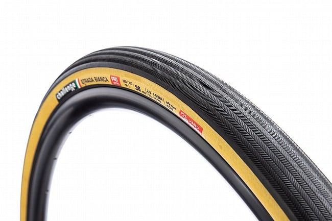 Challenge Strada Bianca Pro Tire Black/Tan