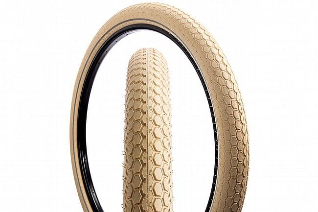 Continental Ride Cruiser 26 Inch Tire Cream/Reflex - 26 x 2.2 Inch