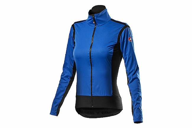 Castelli Womens Alpha RoS 2 Light Jacket Rescue Blue