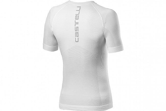 Castelli Core Seamless Short Sleeve Baselayer White