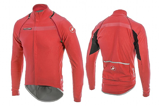 352c6743f Castelli Mens Gabba 2 Convertible Jacket at WesternBikeworks