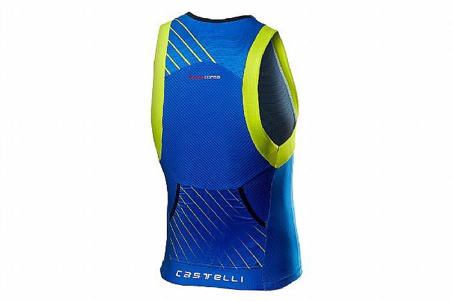 Castelli Mens Free Tri Top  Castelli Mens Free Tri Top