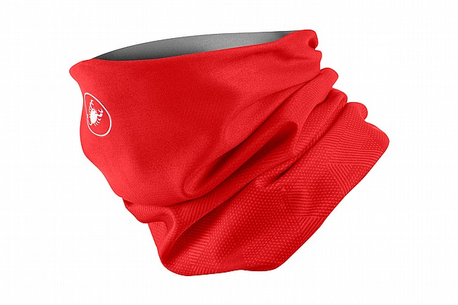 Castelli Pro Thermal Head Thingy Red