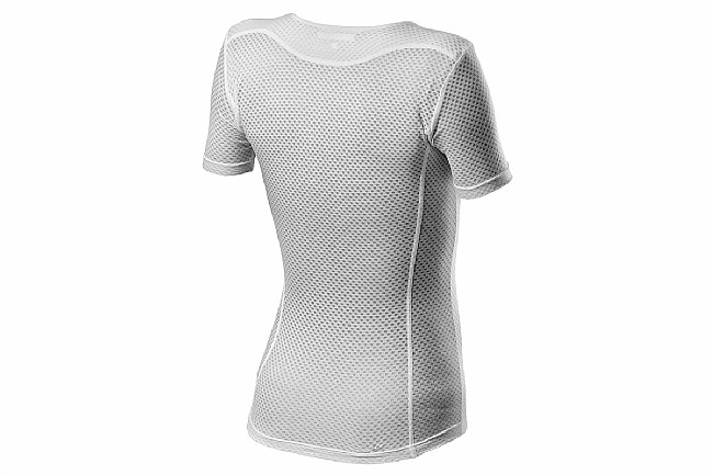 Castelli Womens Pro Issue 2 SS Baselayer White