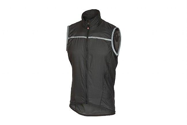 Castelli Mens Superleggera Vest Black
