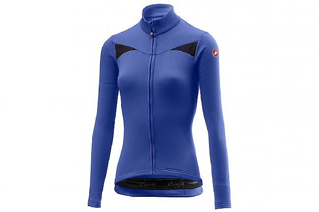 Castelli Womens Sinergia Jersey FZ Lapis Blue