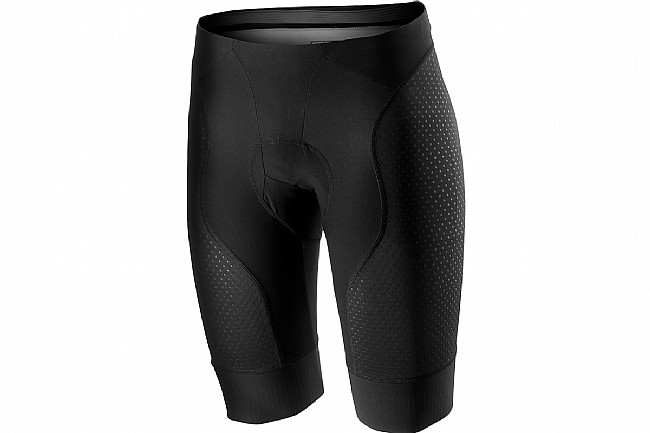 Castelli Mens Free Aero Race 4 Short Black / Black Stitching