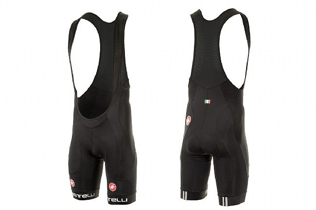 Castelli Mens Velocissimo Due Bib Short at WesternBikeworks 5f266e6e9