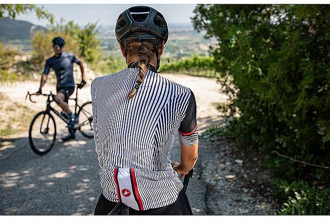 Castelli Womens Illusione Jersey Castelli Womens Illusione Jersey