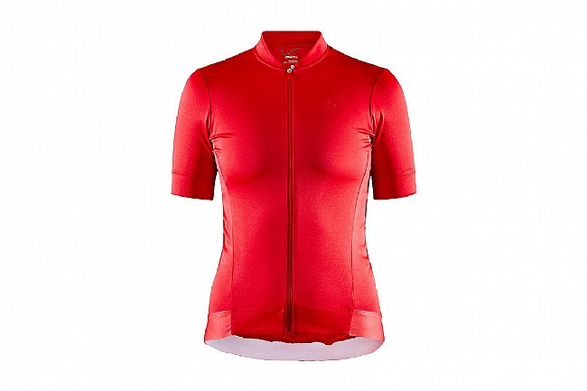 Craft Womens Essence Jersey Bright Red