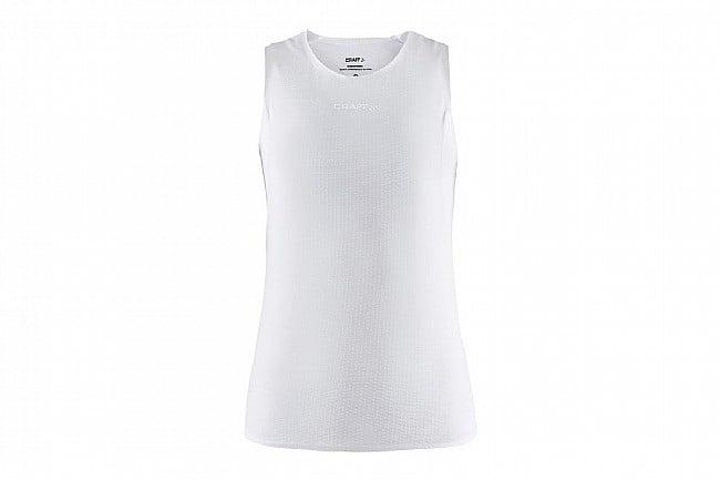 Craft Womens Pro Dry Nanoweight Sleeveless Baselayer White