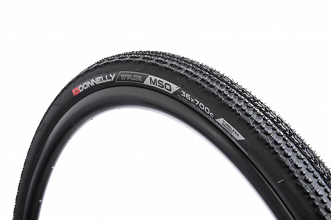 Donnelly Tires XPlor MSO 700c Tubeless Gravel Tire Black