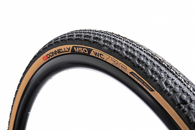 Donnelly Tires XPlor MSO WC 700c Adventure Tire Tan Wall