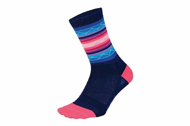 DeFeet Aireator 6 Inch Socks Sante Fe