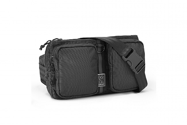 Chrome MXD Notch Sling Bag Black Ballistic
