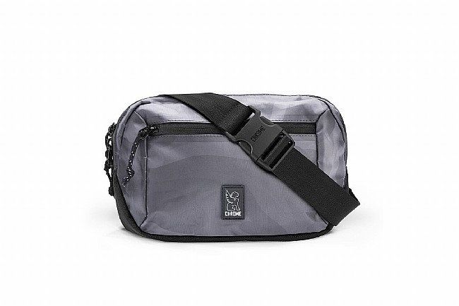 Chrome Ziptop Waistpack Clear Camo
