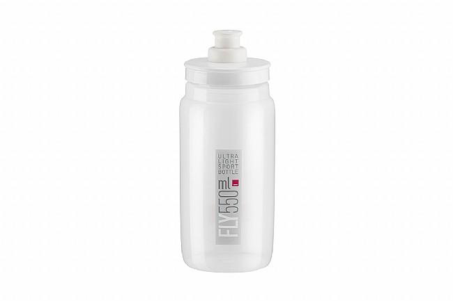 Elite Fly Bottle (550ml) Clear Grey