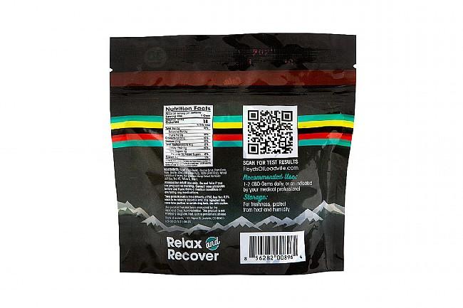 Floyds of Leadville Full Spectrum CBD Gems  Cola, 30-Count Pack: 25mg