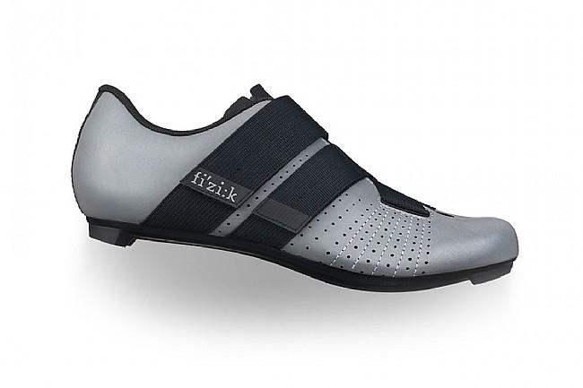 Fizik Tempo Powerstrap R5 Reflective Road Shoe Reflective Grey