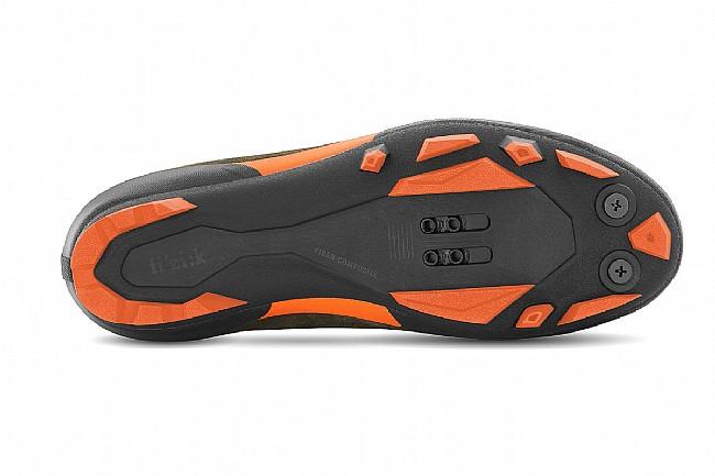 Fizik Terra X5 MTB Shoe Green/Orange