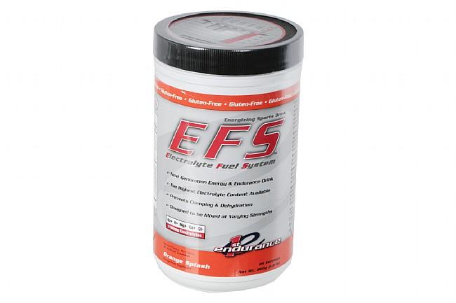 First Endurance Electrolyte Fuel System (25 Servings) Orange