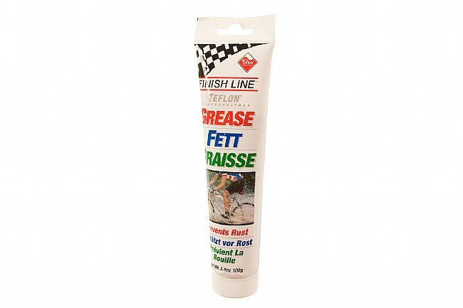 Finish Line Premium Grease With Teflon 3.5oz Finish Line Synthetic Grease Tube 3.5 oz.