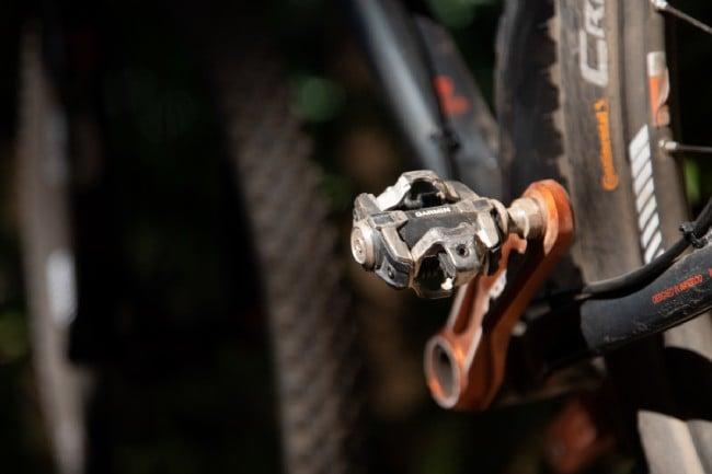 Garmin Rally XC100 Single Sensing Power Meter Pedals